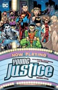 Young Justice TP Classic V5