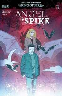Angel and Spike #14 CVR A