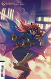 Batgirl #49 CVR B Mirka Andolfo
