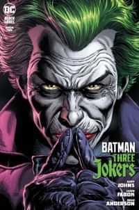 Batman Three Jokers #2 CVR A Jason Fabok Joker
