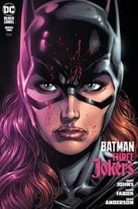 Batman Three Jokers #2 CVR B Jason Fabok Batgirl