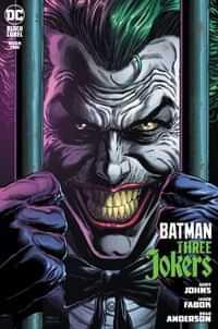 Batman Three Jokers #2 Variant Premium CVR D Behind Bars