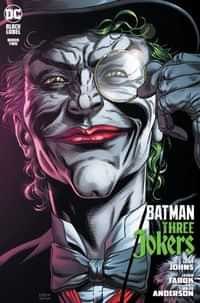 Batman Three Jokers #2 Variant Premium CVR E Death In The Family Top Hat and Monocle