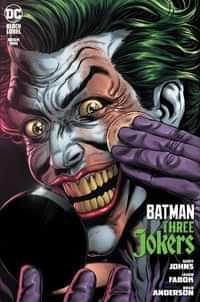Batman Three Jokers #2 Variant Premium CVR F Applying Makeup