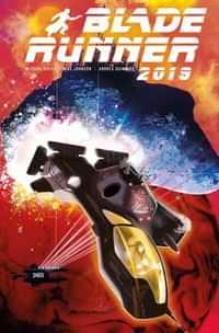 Blade Runner 2019 #10 CVR A Hughes