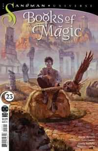 Books Of Magic #23