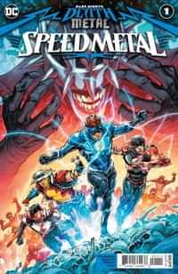 Dark Nights Death Metal Speed Metal One-Shot