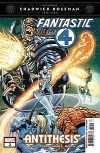 Fantastic Four Antithesis #2 (First Appearance Antithesis)