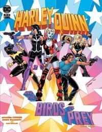 Harley Quinn and The Birds Of Prey #3 CVR A Amanda Conner