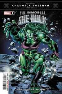 Immortal She-hulk #1