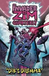 Invader Zim Quarterly #2 CVR B Crosland