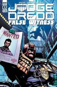 Judge Dredd False Witness #3