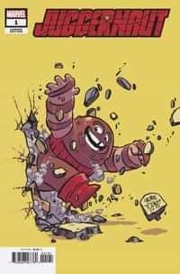 Juggernaut #1 Variant Young