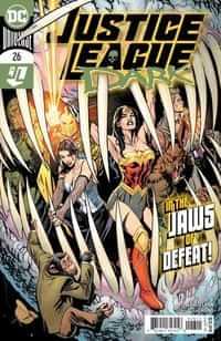 Justice League Dark #26 CVR A Yanick Paquette