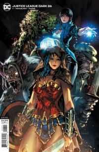Justice League Dark #26 CVR B Cardstock Kael Ngu