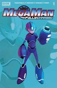 Mega Man Fully Charged #1 Second Printing