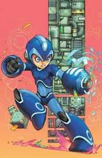 Mega Man Fully Charged #2 CVR B Rocafort