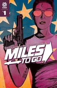 Miles To Go #1 Variant 15 Copy Francavilla