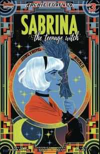 Sabrina Something Wicked #3 CVR A Fish