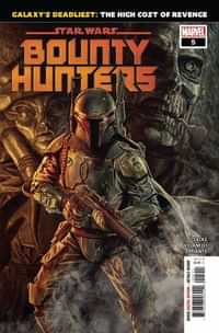 Star Wars Bounty Hunters #5