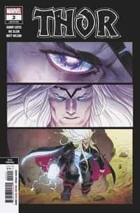 Thor #2 Fifth Printing Var