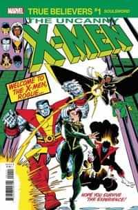 True Believers One-Shot X-men Souldsword