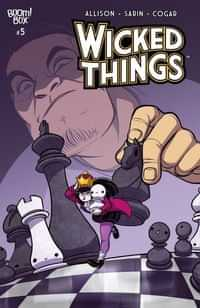 Wicked Things #5 CVR A Main