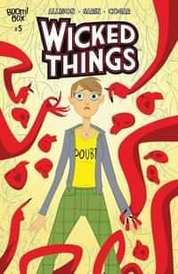 Wicked Things #5 CVR B Allison