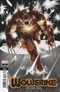 Wolverine #3 Second Printing