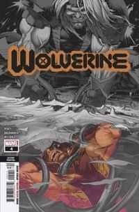 Wolverine #4 Second Printing