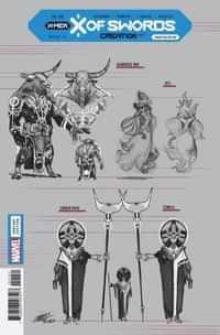 X Of Swords Creation #1 Variant 10 Copy Larraz Design