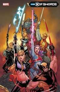 X Of Swords Creation #1 Variant Dauterman Launch