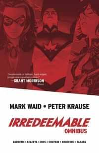 Irredeemable TP Omnibus Edition