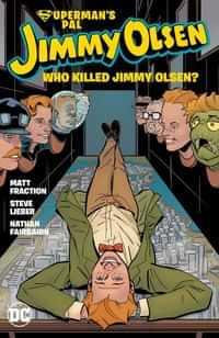 Supermans Pal Jimmy Olsen TP Who Killed Jimmy Olsen