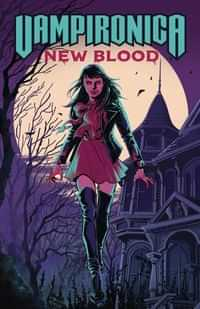 Vampironica TP New Blood