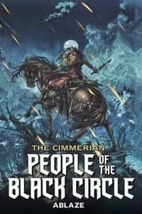 Cimmerian People Of Black Circle #1 CVR A Jae Kwang Park