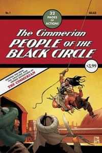 Cimmerian People Of Black Circle #1 CVR E Casas Detective 27