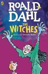 Roald Dahl Witches GN V1