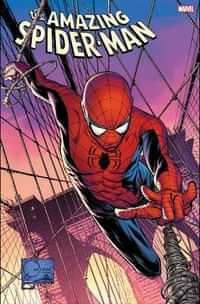 Amazing Spider-Man #49 Variant 50 Copy Quesada