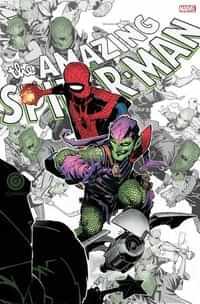 Amazing Spider-Man #49 Variant Bachalo