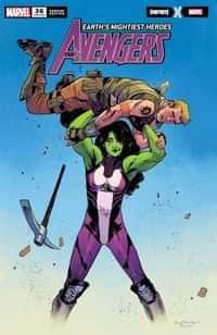 Avengers #36 Variant Pichelli Fortnite Var