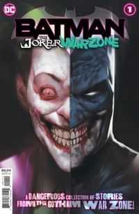 Batman The Joker War Zone One-Shot CVR A Ben Oliver