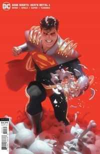 Dark Nights Death Metal #4 CVR C Alex Garner Superboy-prime