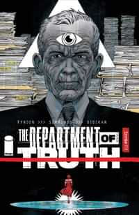Department Of Truth #1 Variant 10 Copy Shalvey