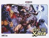 Giant Size X-men Tribute Wein Cockrum #1 Variant 25 Copy Wraparound