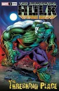 Immortal Hulk Threshing Place #1 Variant Bennett