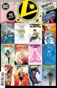 Legion of Super-Heroes #9 CVR A Ryan Sook