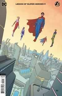 Legion of Super-Heroes #9 CVR B Andre Araujo