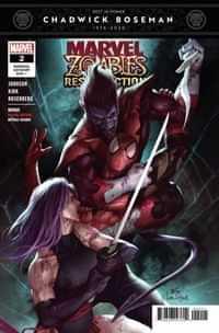 Marvel Zombies Resurrection #2