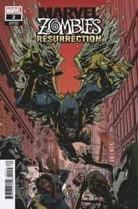 Marvel Zombies Resurrection #2 Variant Scott